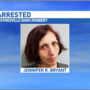 Woman charged in Waynesville bank robbery
