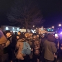 75 protest as ICE agents arrest family in Geneseo
