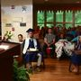 High school graduation ceremony held in hospice for Robeson County mother