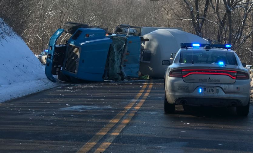 <p>An afternoon crash in Belmont County caused a portion of State Route 147 in Belmont County to be shut down for several hours.</p><p></p>