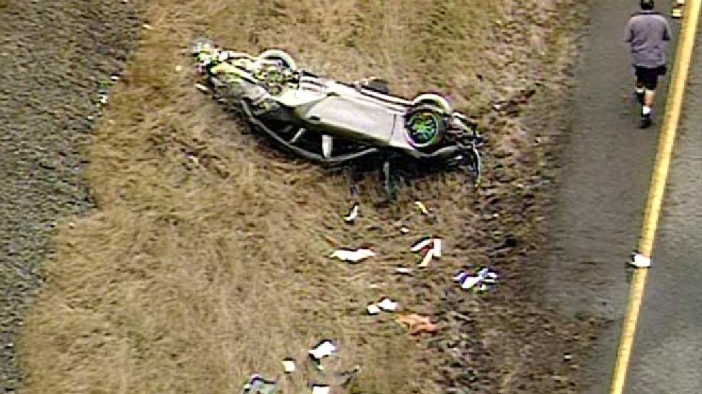 1 hurt, 1 arrested in apparent racing crash on SR-18 | KOMO