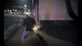 Body-cam footage released by police in fatal shooting ruled justified