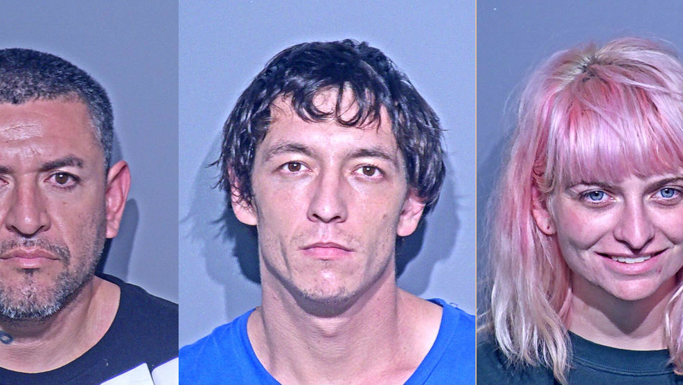 Three arrested for meth trafficking in Fairhope | WJTC