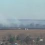Fire crews from multiple agencies contain Okmulgee County grass fire