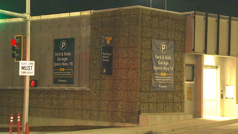 Park-and-ride lots opening, closing in Northgate area | KOMO