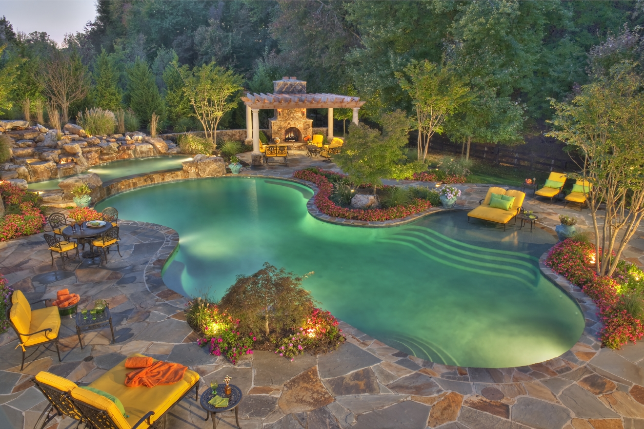 Located In NOVA, The True Essence Of This Natural Oasis Speaks For Itself.  The