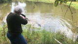 Grandma & mayor shoots, kills 12-foot gator in Texas; 'Don't mess with Nana'