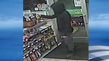 Charleston police look for person who robbed a gas station at gunpoint