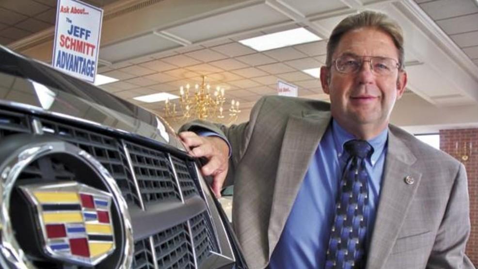 Auto dealer Jeff Schmitt passes away after heart attack | WKEF