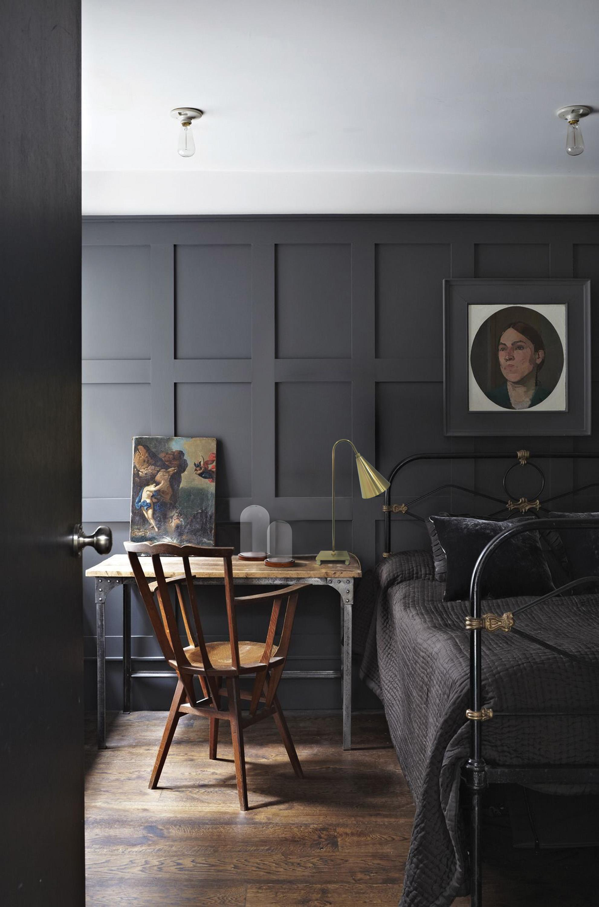Black is a timeless, sophisticated decor option that has always been in style. Matte takes it to the next level!