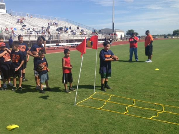 <a  href=&quot;http://share.valleycentral.com/Media/View/3692172&quot;>Football Camp</a>