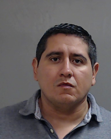 Alejandro Perez has been charged with sexual assault, a second-degree felony. (Photo: Hidalgo County Sheriff's Office)