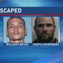 Two inmates escape from the Pemiscot County Jail