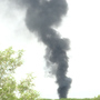 Crews battle tire fire in Lackawanna County