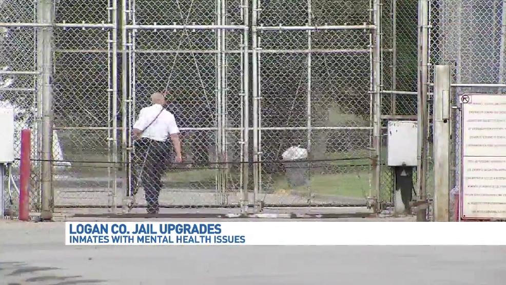 Logan County Correctional Center May Get Massive Upgrade