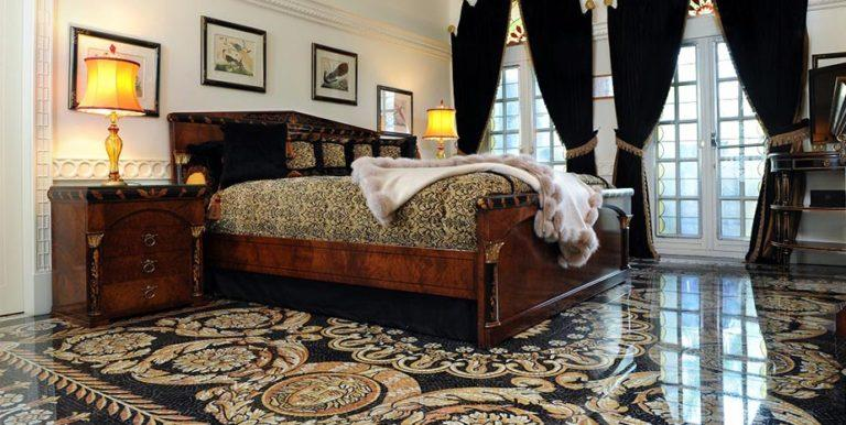 The Medalion Suite. (The Villa Casa Casuarina Hotel)<p></p>
