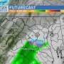 Few flakes possible for the Thursday morning commute