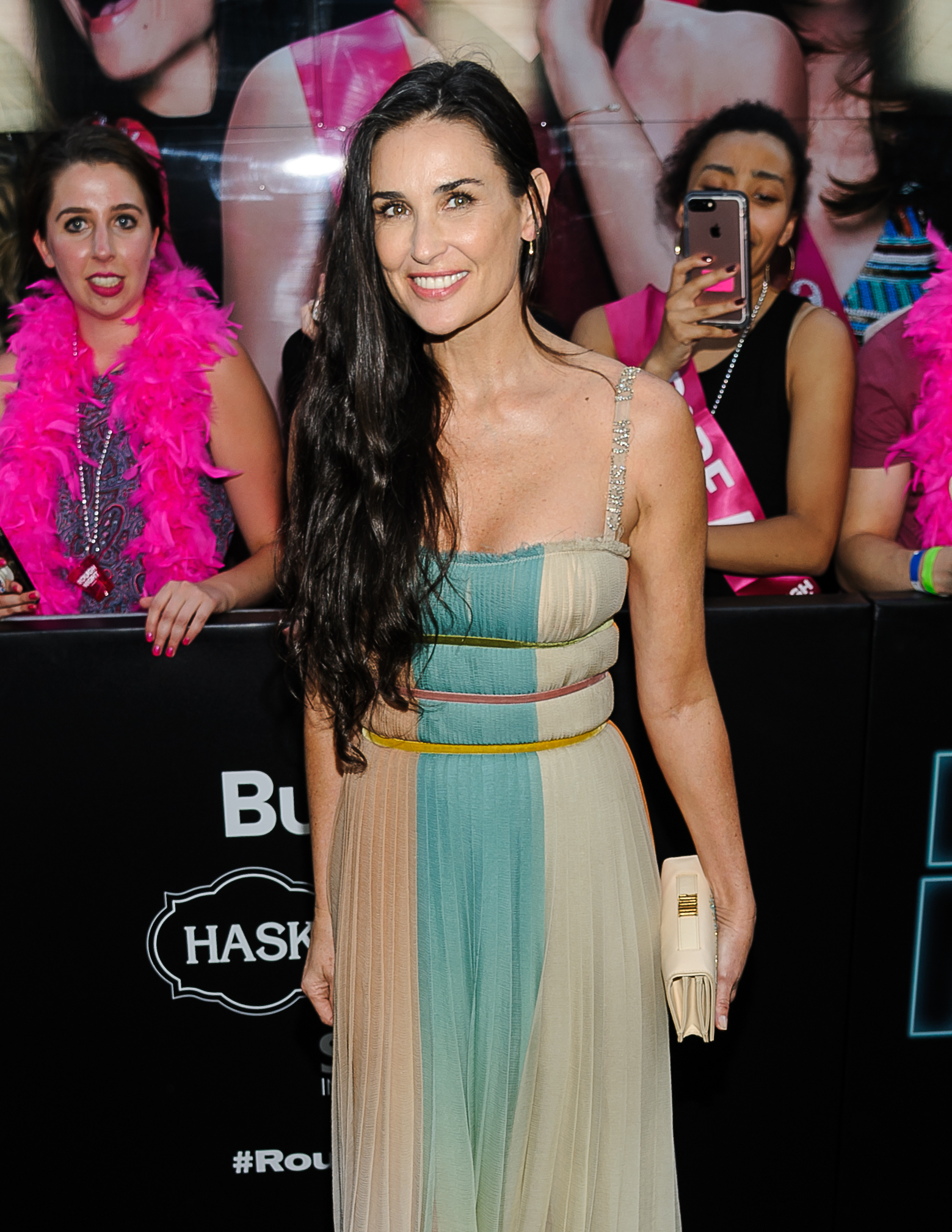 """Rough Night"" New York Premiere at AMC Loews Lincoln Square  Featuring: Demi Moore Where: New York, New York, United States When: 13 Jun 2017 Credit: WENN.com"