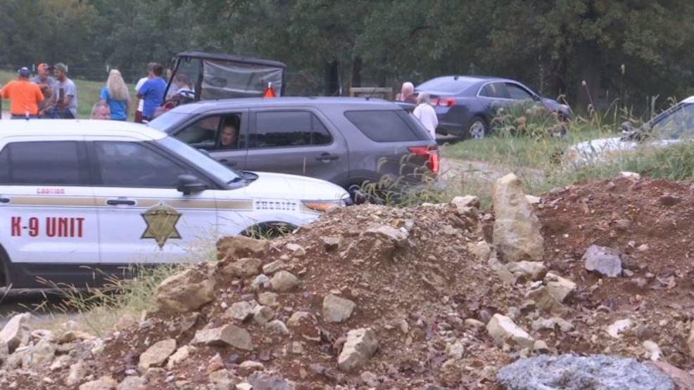 Sheriff: man driving without license plates ran from deputies | KRCG