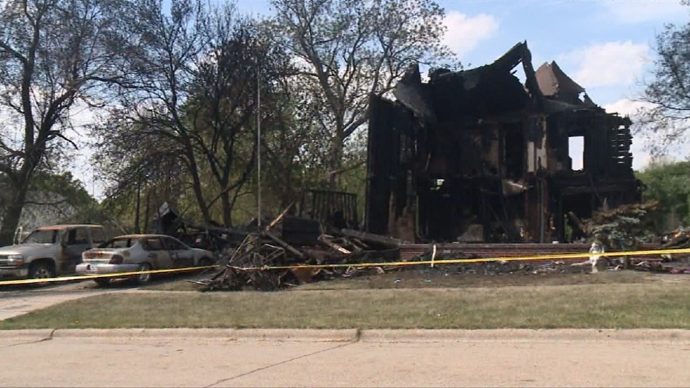Two Young Girls Killed in Guthrie Center House Fire, Two Adults Hospitalized