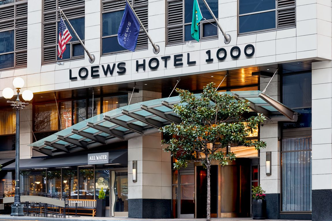 There will be games, prizes - and of course, the entire ceremony streaming. Oscars start at 5 p.m., but doors to this party open at 3:30 p.m. (Image:{ }Loews Hotel 1000)
