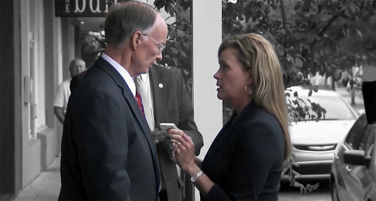 "Ray Lewis, Gov. Robert Bentley's former head of security detail, has filed a civil lawsuit against his former boss, and his attorney says it's time for the governor to ""tell the people of Alabama the truth"" about his alleged affair with former advisor Rebekah Mason."