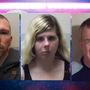 Three face heroin charges after North Adams warrant search
