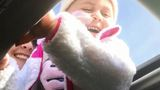 Dumas girl comes home after six month battle with a brain tumor