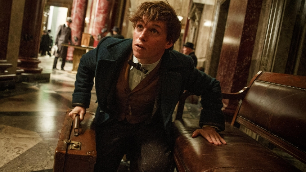 The magic lives on: 'Fantastic Beasts' tops domestic box office
