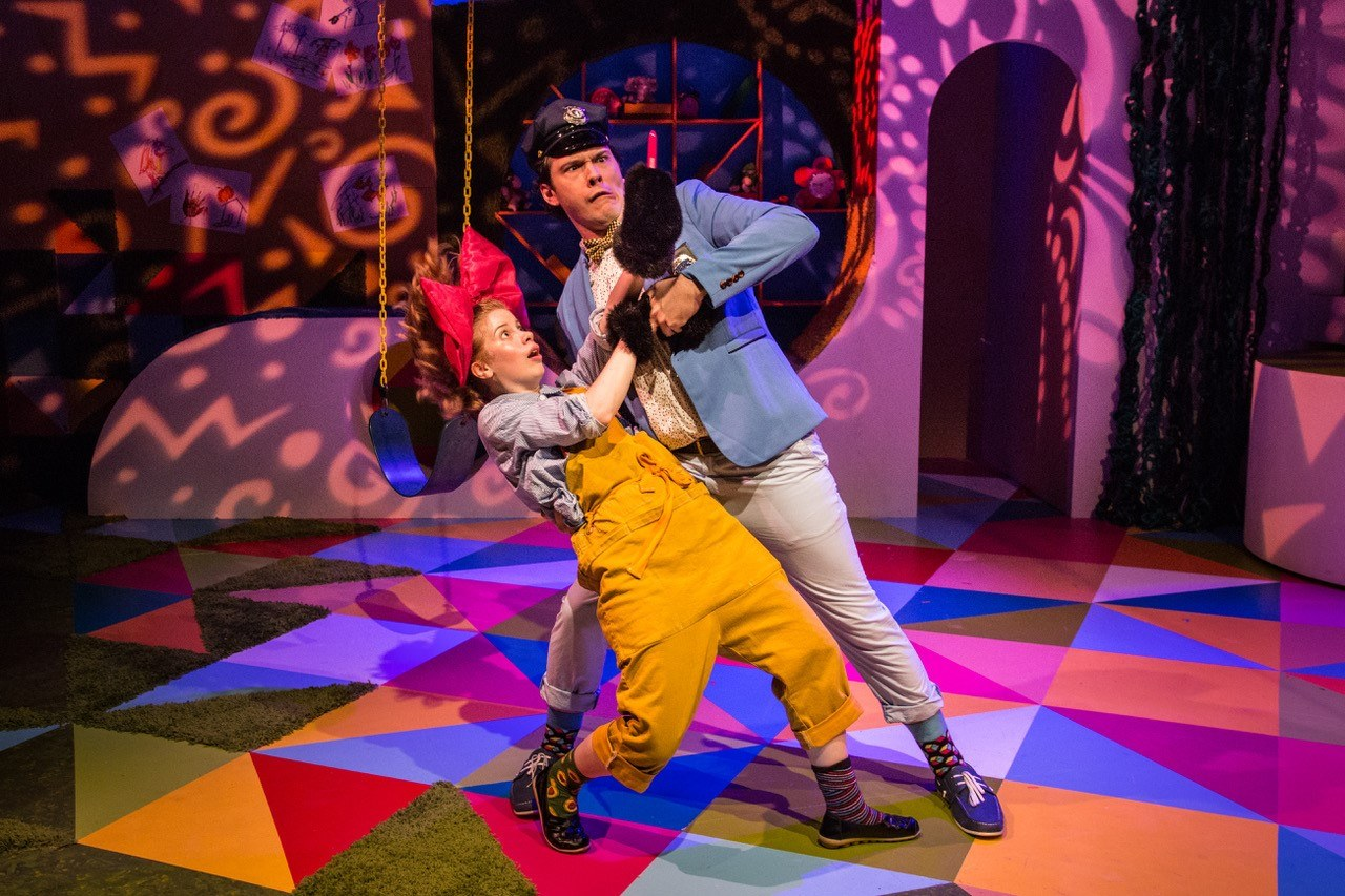 Junie B. Jones is Not a Crook, Adventure Theatre MTC. (Image: Michael Horan)