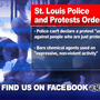 Federal Judge in St. Louis Orders Restriction on Police Actions During Protests