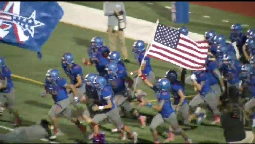 Game of the Week: Americas vs Frenship