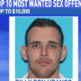Reward upped to $10K for Texas 10 Most Wanted Sex Offender