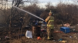 Firefighters believe southwest Oklahoma City grass fire may have been intentionally set
