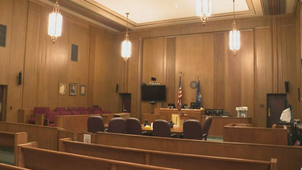 Many courtrooms are sitting empty during the COVID-19 crisis.JPG