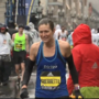 Mainers make the most of coldest, wettest Boston Marathon in decades