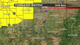 Tornado Watch issued for Fayette, Union, and Franklin counties
