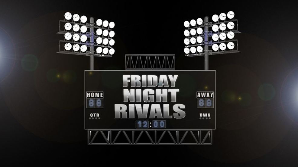 2017 Friday Night Rivals Game of the Week schedule
