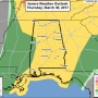 The Weather Authority: Potential For Severe Weather Continues