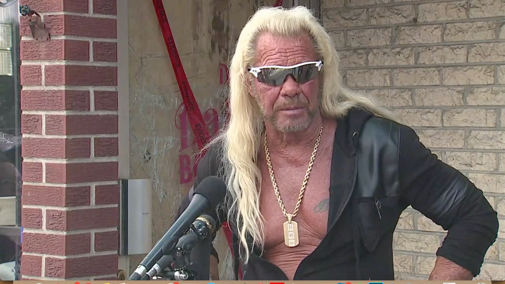 Duane 'Dog the Bounty Hunter' Chapman engaged 10 months after wife Beth's death