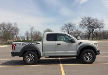 Can you own a Ford F-150 Raptor in an urban environment?