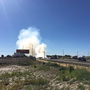 Brush fire reported along Interstate-84 in Nampa