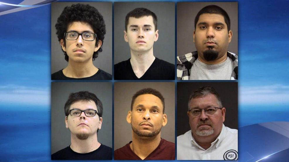 Sex Men Katu Six In Metro-area Child Sting Arrested Predator