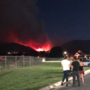 Covered Bridge Canyon residents evacuated for Pole Creek, Bald Mountain fires allowed home