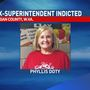 Former Logan County superintendent indicted on fraud charges
