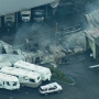 Blaze burns through multiple RVs at Snohomish storage facility