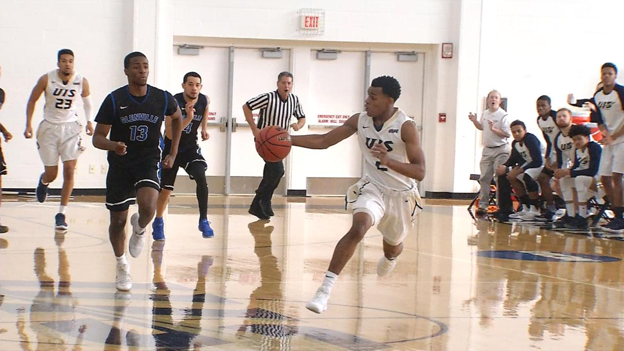 UIS off to record start after 93-69 win over Glenville State
