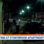 Woman grazed by bullet at Stonybrook Apartments