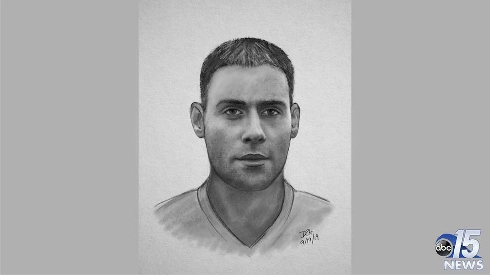 Police release sketch of Dunkin' Donuts robbery suspect