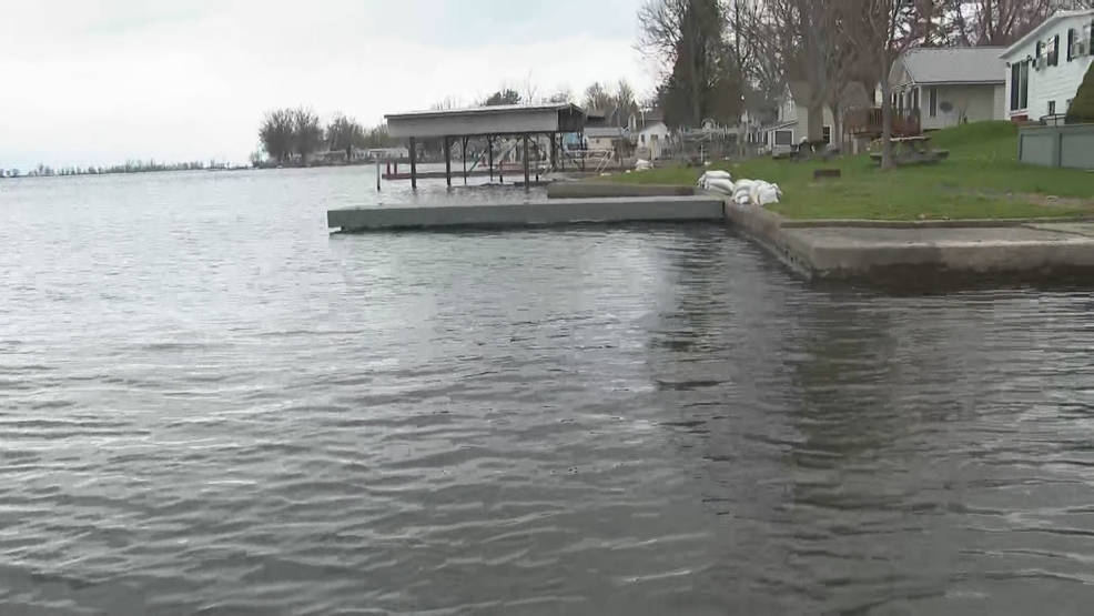 Concerns of flooding in Fair Haven as water levels continue to rise